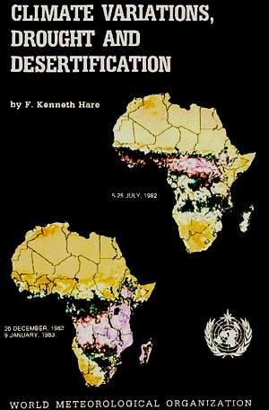 climate and vegetation variation in Africa